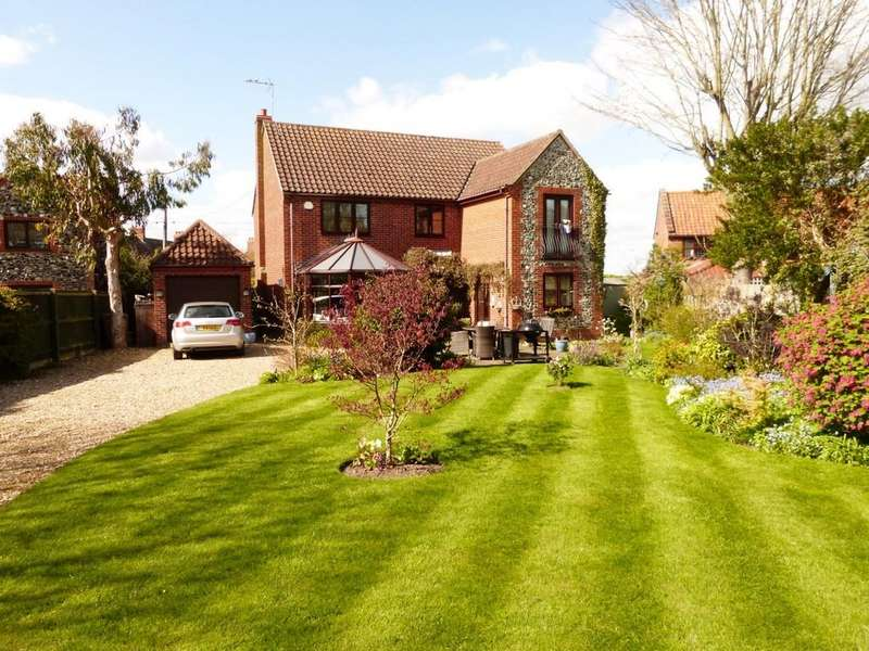 4 Bedrooms Detached House for sale in Long Lane, Feltwell