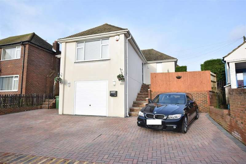2 Bedrooms Detached Bungalow for sale in Old London Road, Hastings