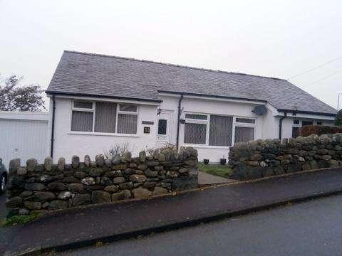 2 Bedrooms Detached Bungalow for sale in Bro Enddwyn, Dyffryn Ardudwy, Dyffryn Ardudwy LL44