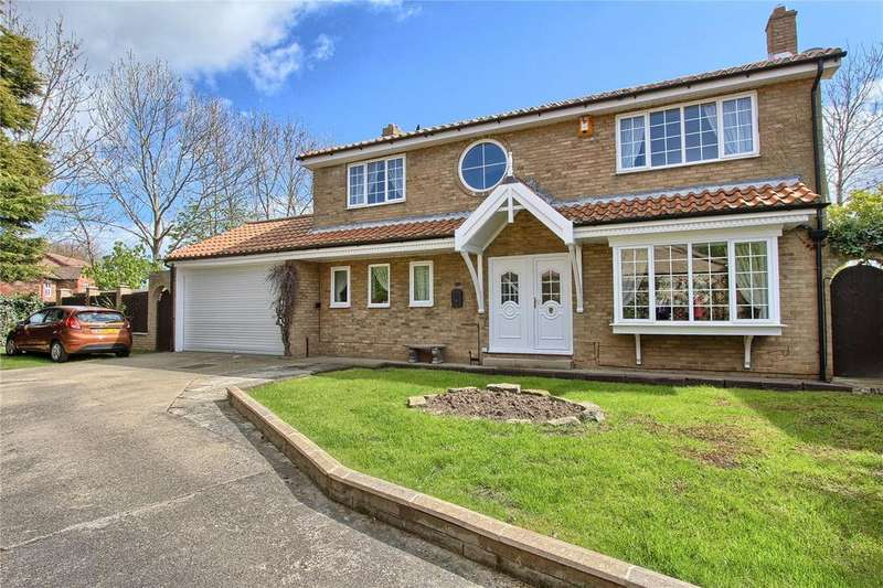 4 Bedrooms Detached House for sale in Manor Field, Dalton Piercy
