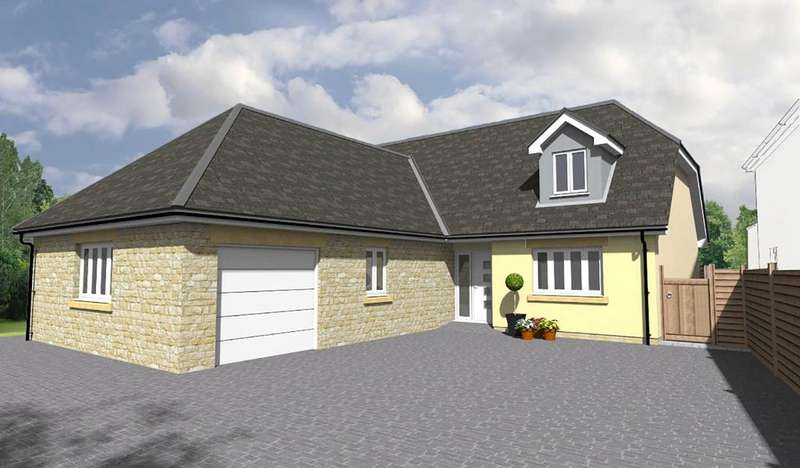 4 Bedrooms Detached Bungalow for sale in Priestlands, Sherborne, Dorset