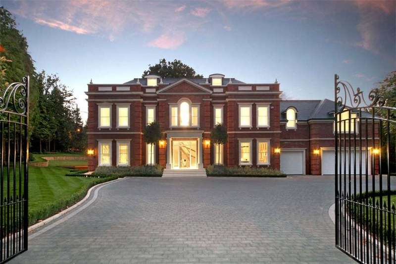 6 Bedrooms Residential Development Commercial for sale in Titlarks Hill, Sunningdale, Ascot, Berkshire, SL5