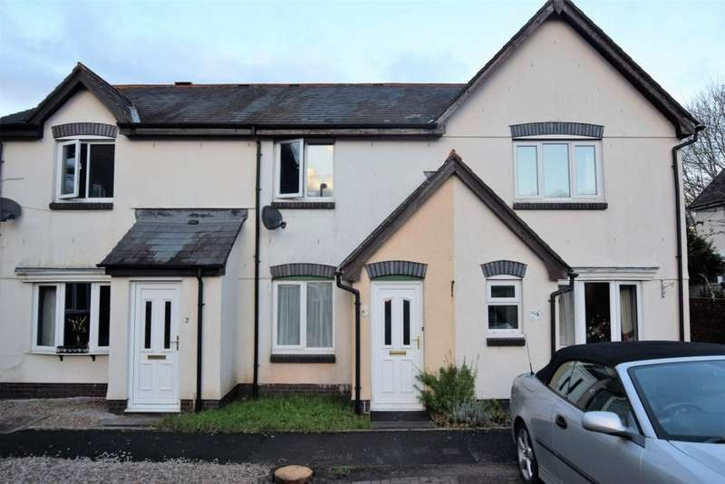 2 Bedrooms House for sale in Canon Way, Alphington, EX2