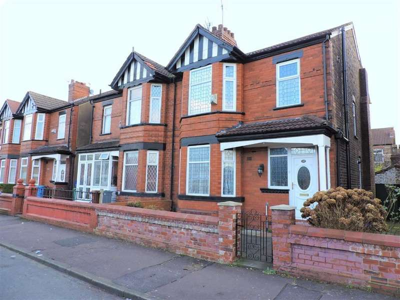 3 Bedrooms Semi Detached House for sale in Montgomery Road, Manchester