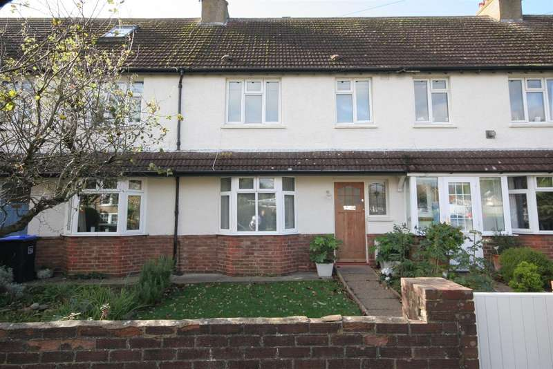 3 Bedrooms Terraced House for sale in Connaught Avenue, Shoreham-By-Sea