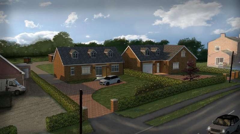 4 Bedrooms Detached House for sale in Fosse Lane, Thorpe-on-the-hill