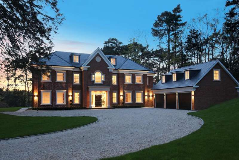 7 Bedrooms Detached House for sale in Westwood Road, Windlesham
