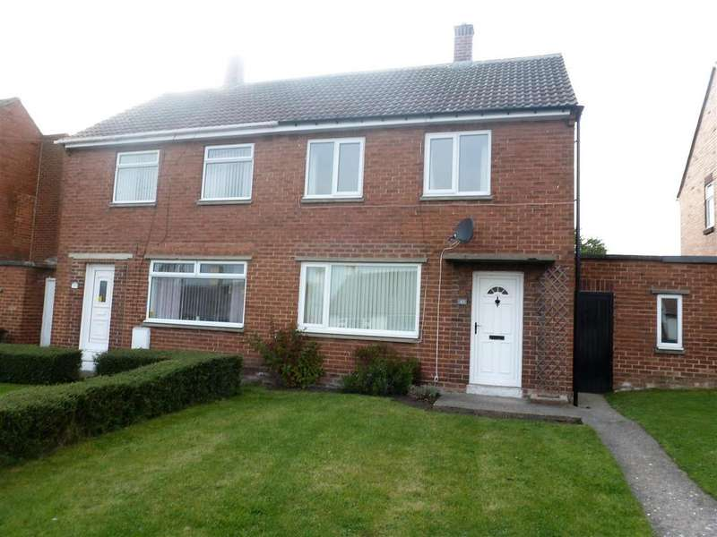 2 Bedrooms Semi Detached House for sale in Elm Avenue Sedgefield, Stockton-On-Tees