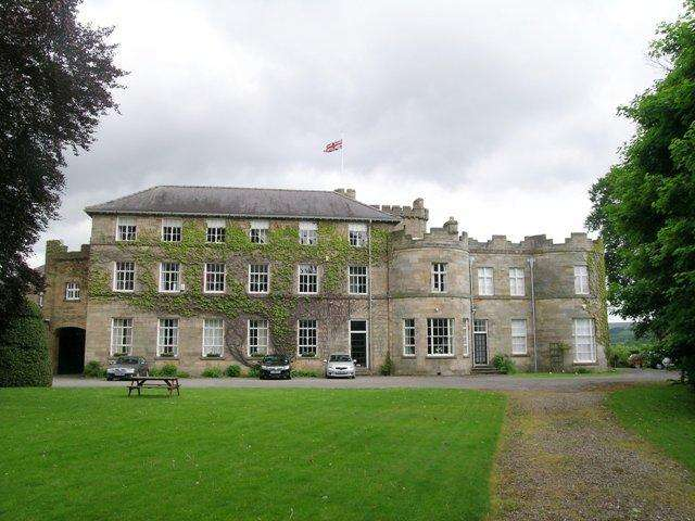 3 Bedrooms Apartment Flat for rent in The Castle, Stanhope, Durham, County Durham, DL13 2PZ