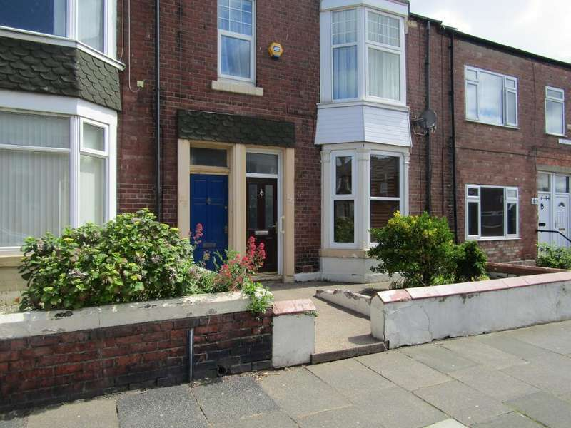 2 Bedrooms Ground Flat for sale in Mortimer Road, South Shields, South Shields, Tyne and Wear, NE33 4UH