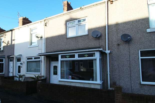 2 Bedrooms Terraced House for sale in South View, Trimdon Station, Durham, TS29 6HQ