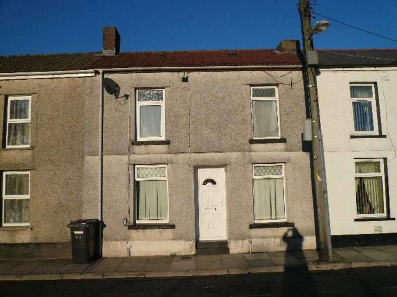 2 Bedrooms Terraced House for sale in Lower Row, Penywern CF48