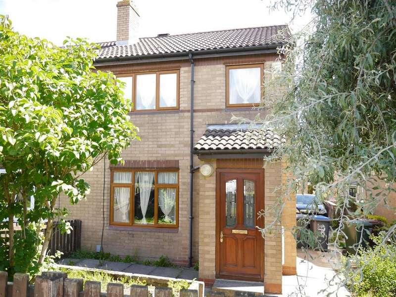 3 Bedrooms Semi Detached House for sale in Ferrand Avenue, Bierley, BD4 6LD