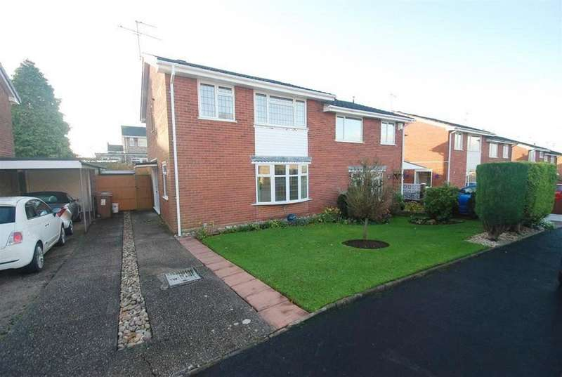 3 Bedrooms House for rent in Heronswood, Stafford, ST17 4QE