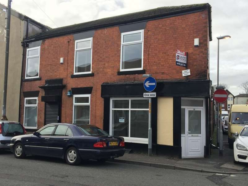 Retail Property (high Street) Commercial for rent in Milkstone Road, Rochdale, OL11