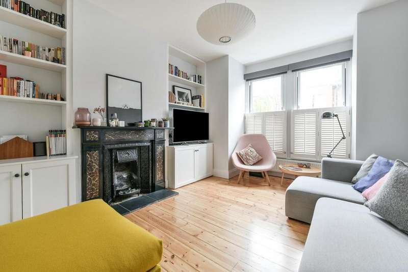 3 Bedrooms Terraced House for sale in Tintagel Crescent, East Dulwich