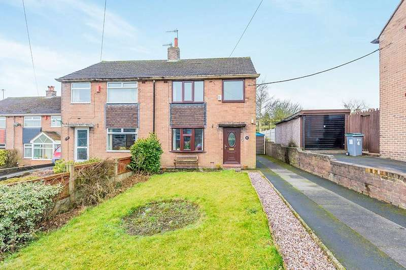 3 Bedrooms Semi Detached House for sale in Clifford Avenue, Stoke-On-Trent, ST6