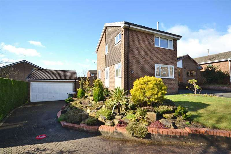 3 Bedrooms Detached House for sale in Sutton Grove, Great Knowley, Chorley