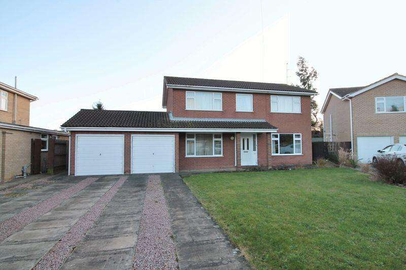 4 Bedrooms Detached House for sale in Cavendish Way, Spalding