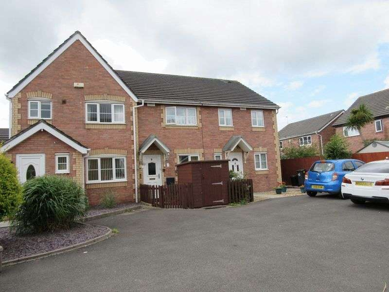 Property for sale in Clos Rhedyn Park View Grove Cardiff CF5 5NS