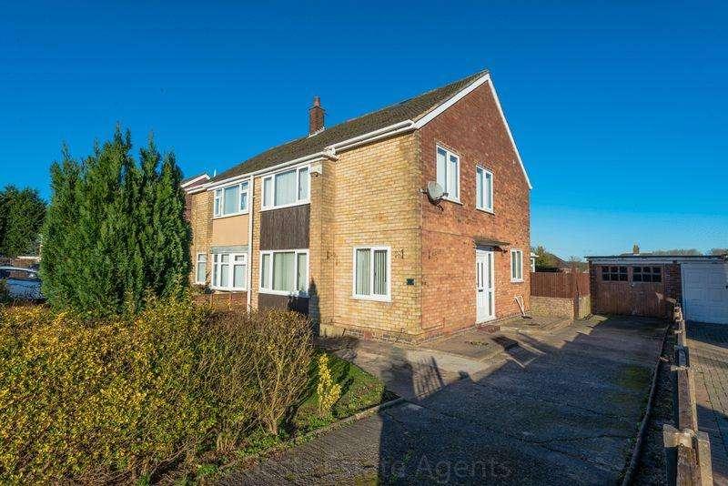 3 Bedrooms Semi Detached House for sale in Ludlow Crescent, Runcorn