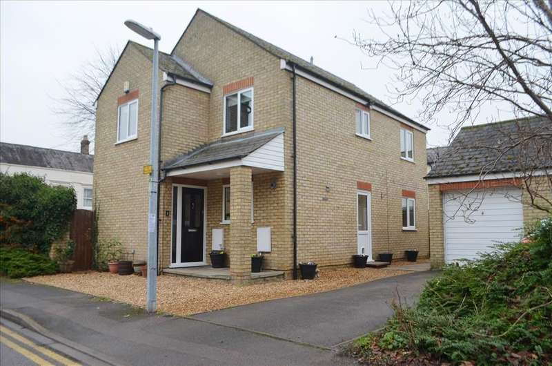 3 Bedrooms Detached House for sale in Shortmead Street, Biggleswade, SG18