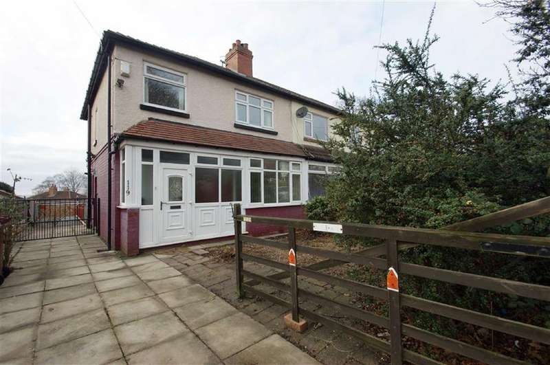 3 Bedrooms Semi Detached House for sale in Wensley Drive, Chapel Allerton, LS7