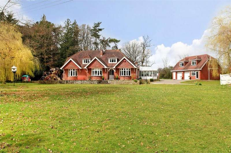 5 Bedrooms Detached House for sale in Durley, Durley, Hampshire