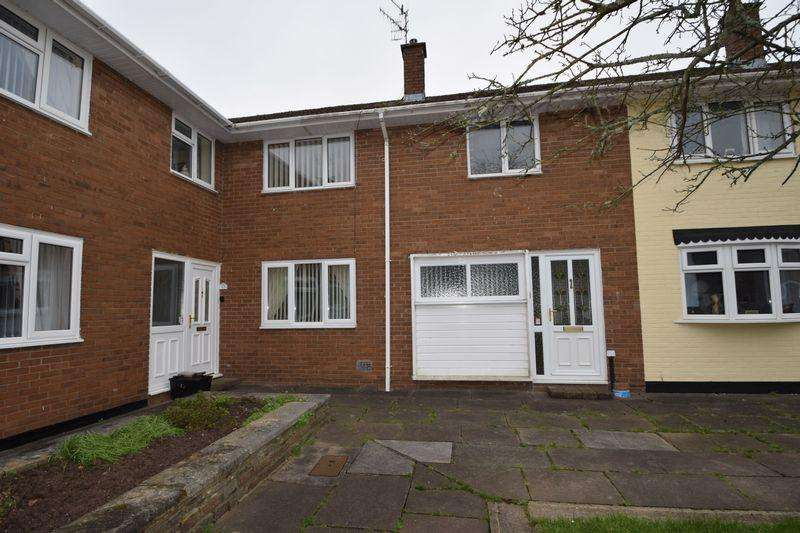 3 Bedrooms Terraced House for sale in Cherry Tree Close, Croesyceiliog