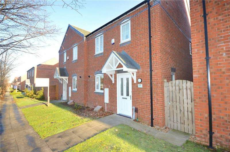 3 Bedrooms Semi Detached House for rent in Pease Gardens, Middlesbrough