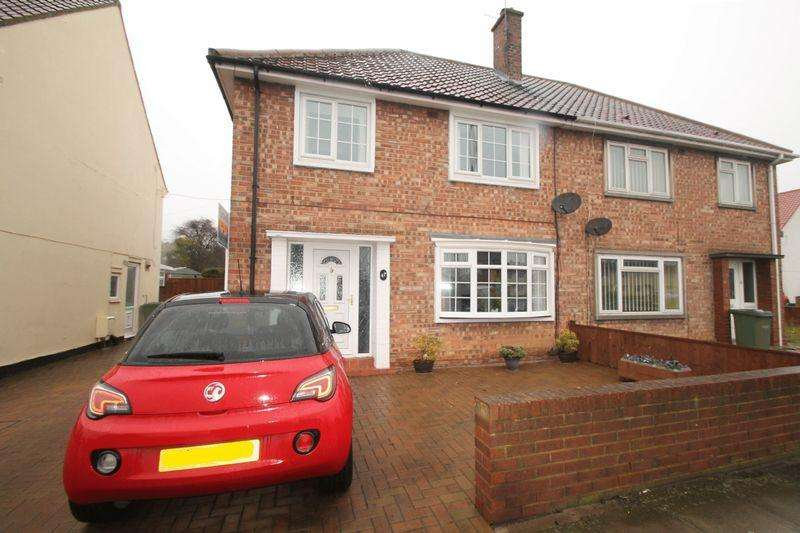 3 Bedrooms Semi Detached House for sale in Marsh House Avenue, Billingham