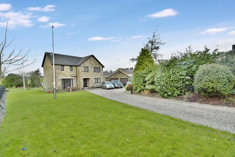 4 Bedrooms Detached House for sale in Chapel House, Kelbrook