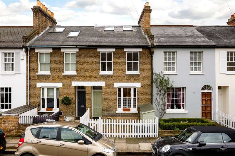 3 Bedrooms Terraced House for sale in Thorne Street, London, SW13