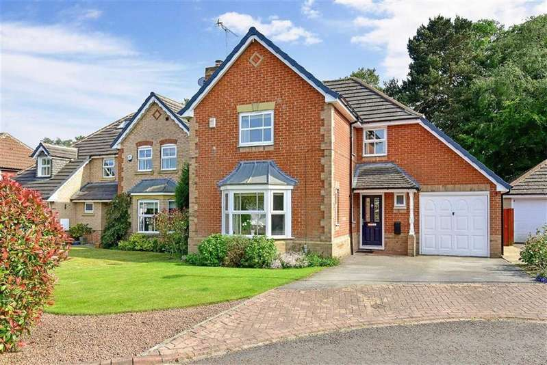 4 Bedrooms Detached House for sale in Birk Crag Court, Harrogate