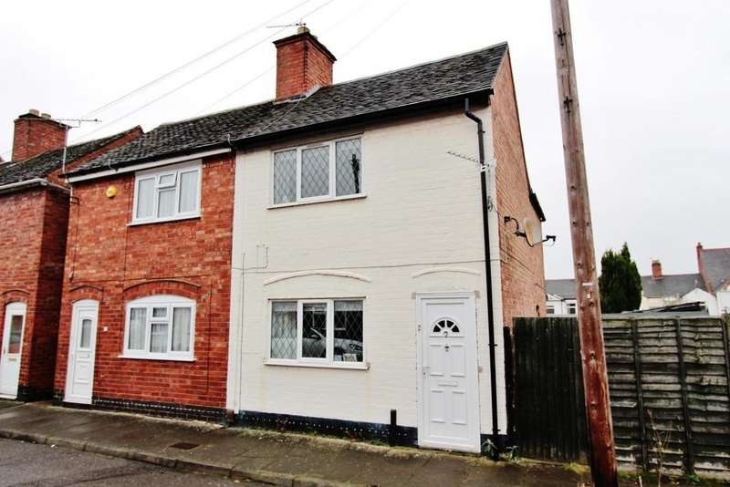 2 Bedrooms Semi Detached House for sale in Fenn Street, Belgrave