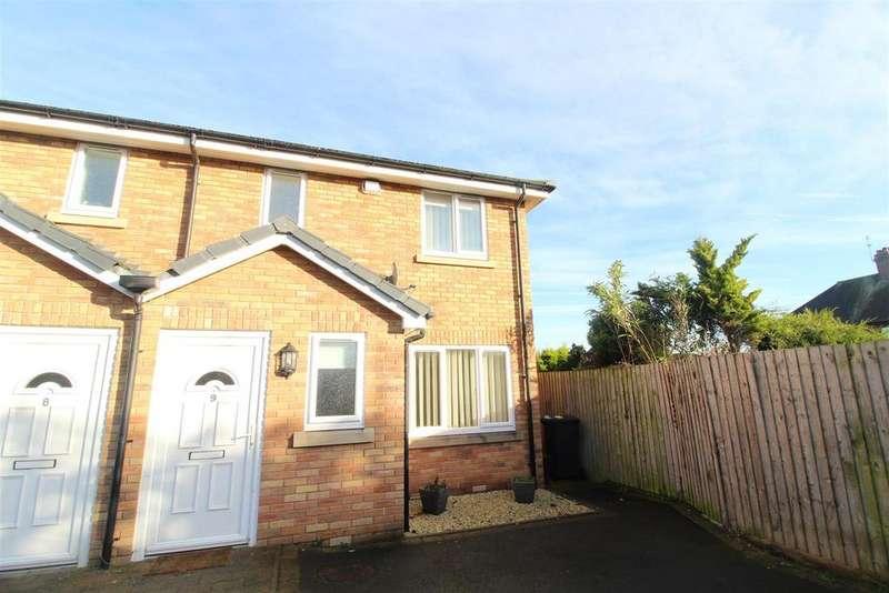 3 Bedrooms Semi Detached House for sale in Harvey Gardens, Shrewsbury