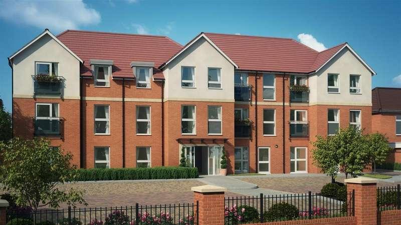 2 Bedrooms Retirement Property for sale in Leighswood Road, Aldridge