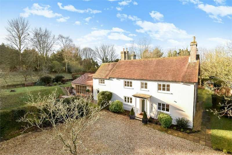 5 Bedrooms Detached House for sale in Wonston, Winchester, Hampshire