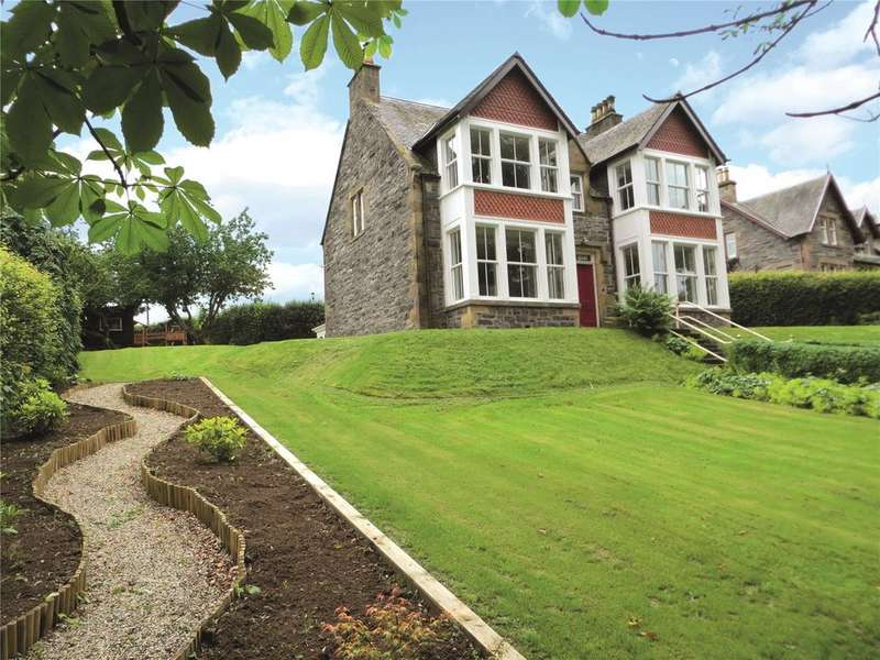 6 Bedrooms Detached House for sale in Strathpeffer, Ross-Shire