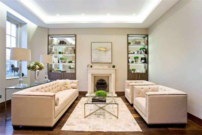 3 Bedrooms Flat for sale in North Gate, Prince Albert Road, St. John's Wood, London, NW8
