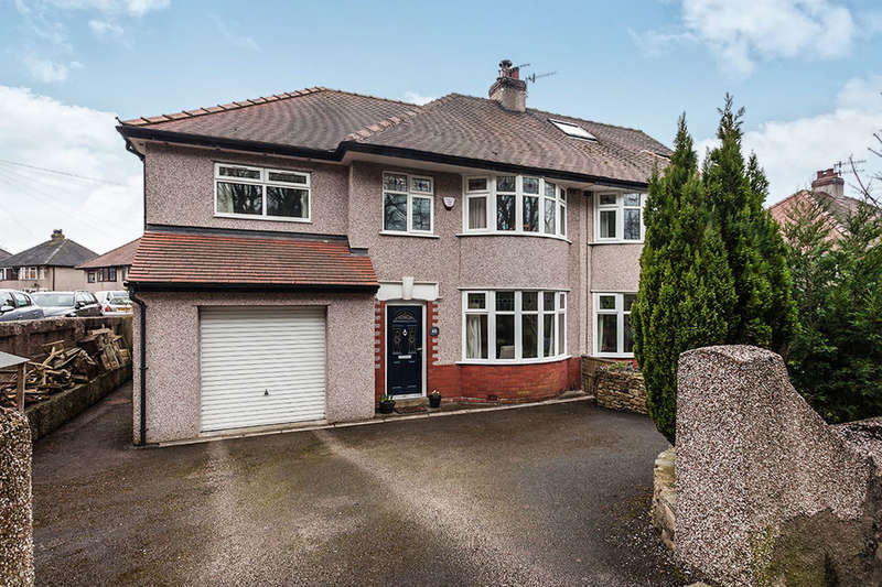 4 Bedrooms Semi Detached House for sale in Wyresdale Road, Lancaster, LA1