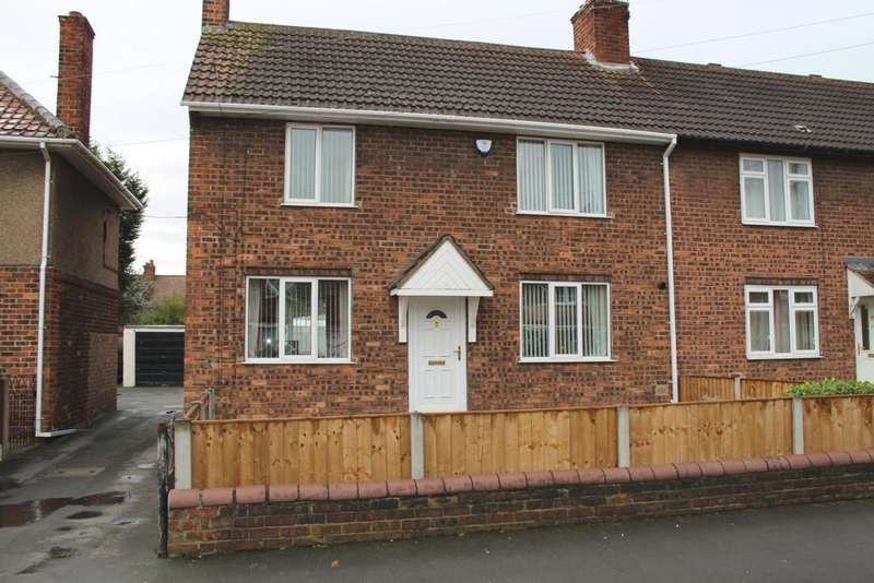3 Bedrooms Terraced House for sale in Fifth Avenue, Woodlands, DN6