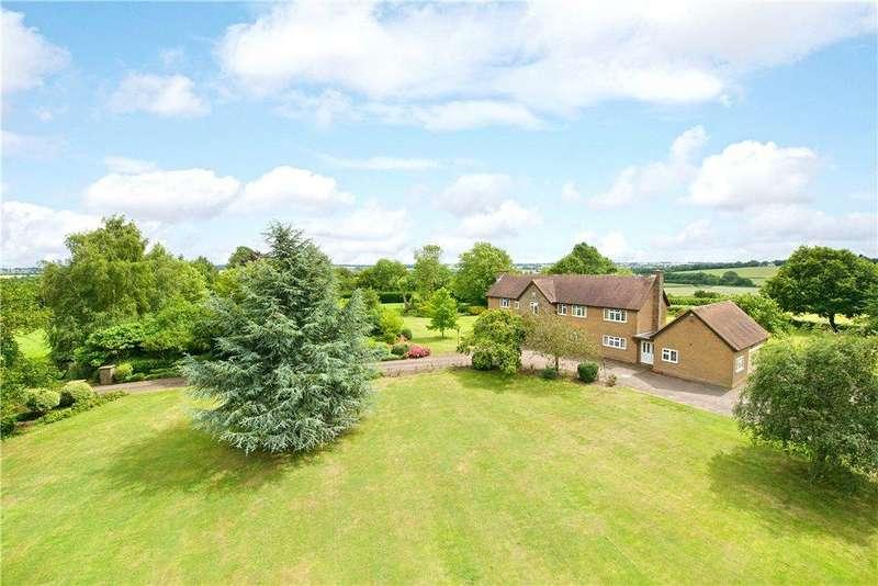 4 Bedrooms Detached House for sale in Alderton Turn, Grafton Regis, Towcester, Northamptonshire