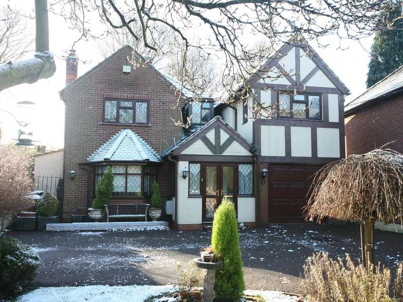 4 Bedrooms Detached House for sale in 4 Jones Lane, Slitting Mill, WS15 2UJ