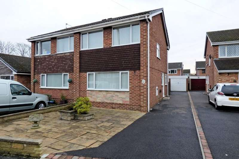 3 Bedrooms Semi Detached House for sale in Fairham Road, Stretton