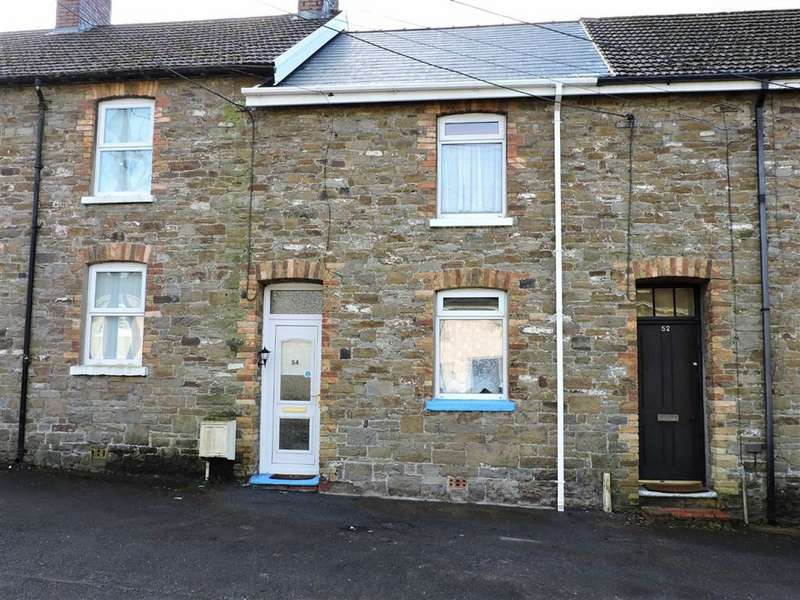2 Bedrooms Terraced House for sale in Heol Morlais, Trimsaran,Kidwelly