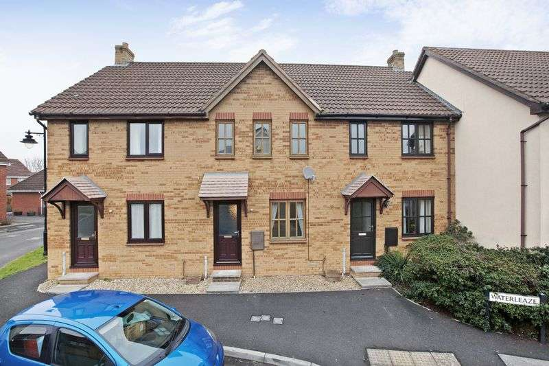 2 Bedrooms Property for sale in Waterleaze, Taunton