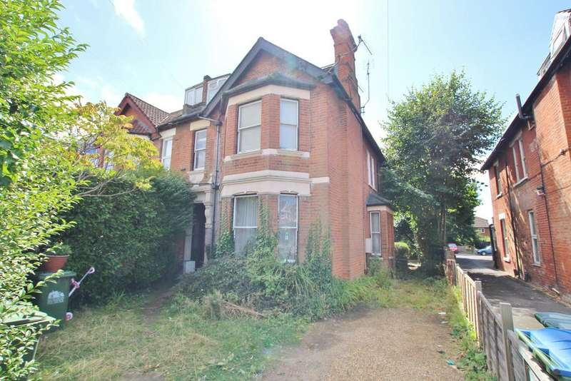 2 Bedrooms Ground Flat for sale in Shirley, Southampton