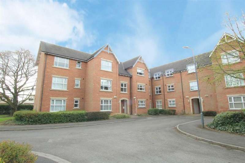 2 Bedrooms Apartment Flat for sale in Goose Garth, Eaglescliffe, Yarm