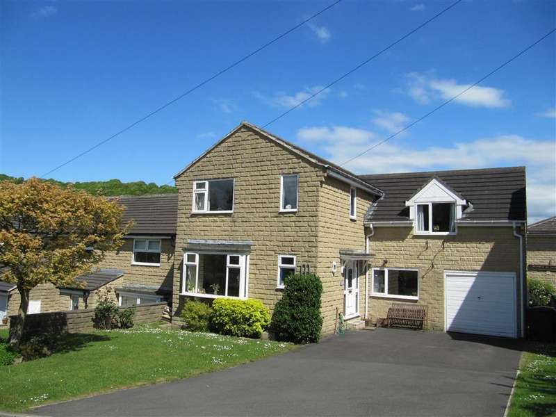 4 Bedrooms Detached House for sale in Broombank, Birkby, Huddersfield, HD2